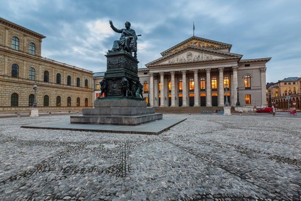 Luxusimmobilien kaufen in München