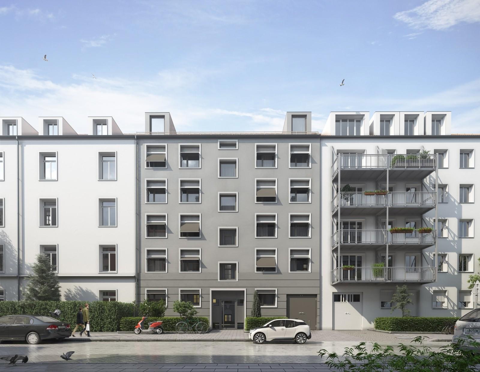Entwicklung Immobilienpreise München