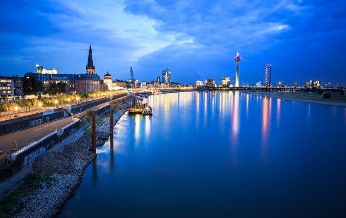 Baufinanzierung Düsseldorf