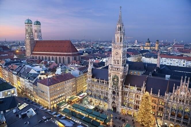 Baufinanzierung München