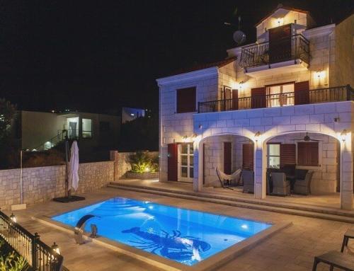 Eine Villa in Kroatien mieten